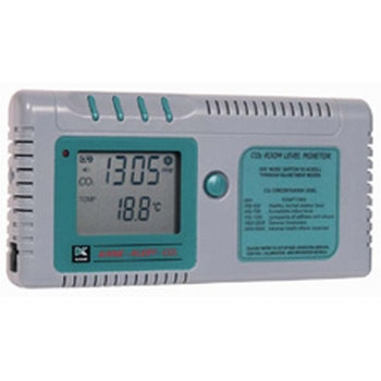 KANE-ALERT-CO, CO2 & °C Monitor