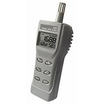 EJB 533 draagbare CO2-meter